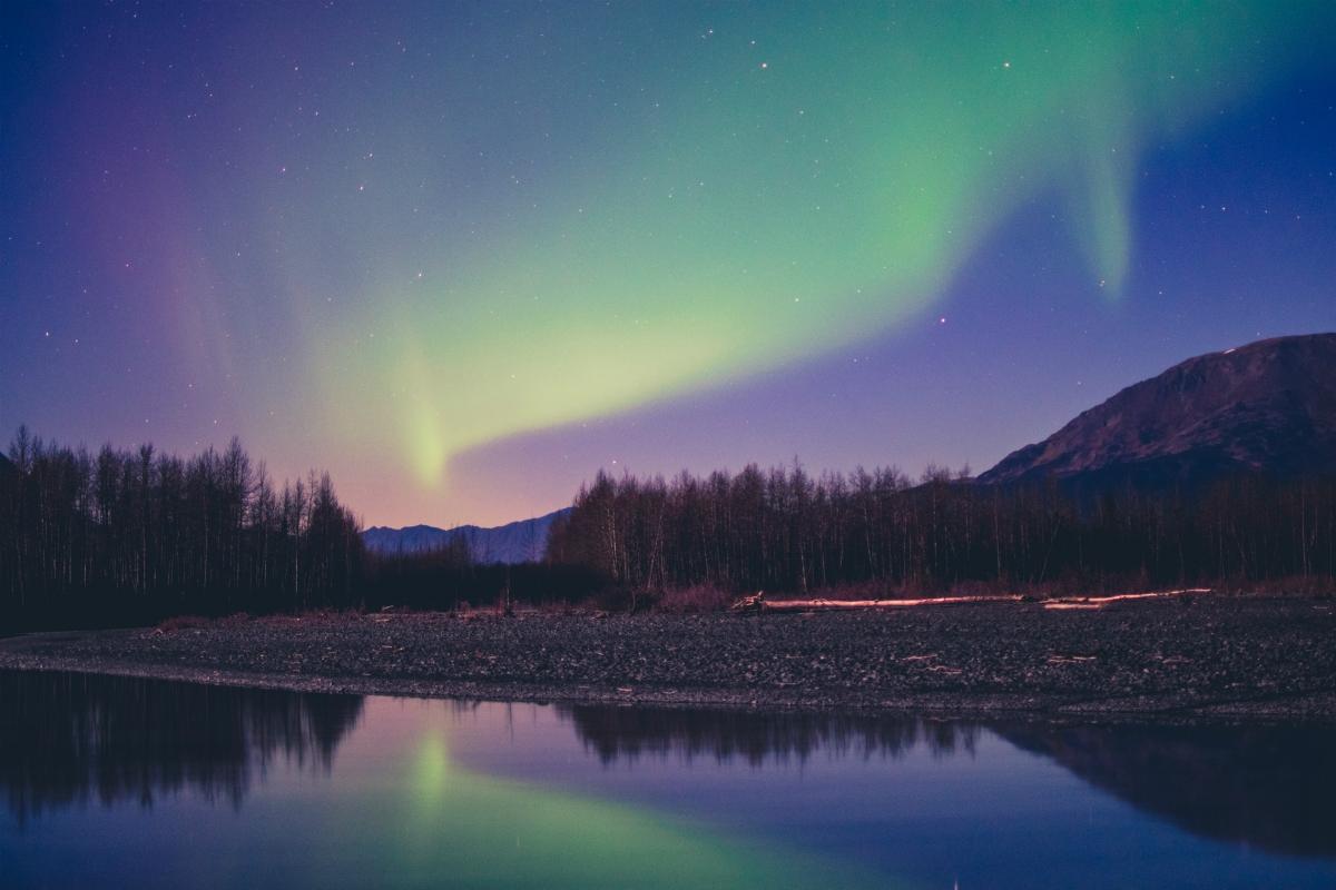 Alaska, Portage