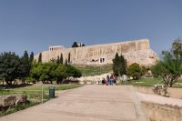A Layover Trip to Athens