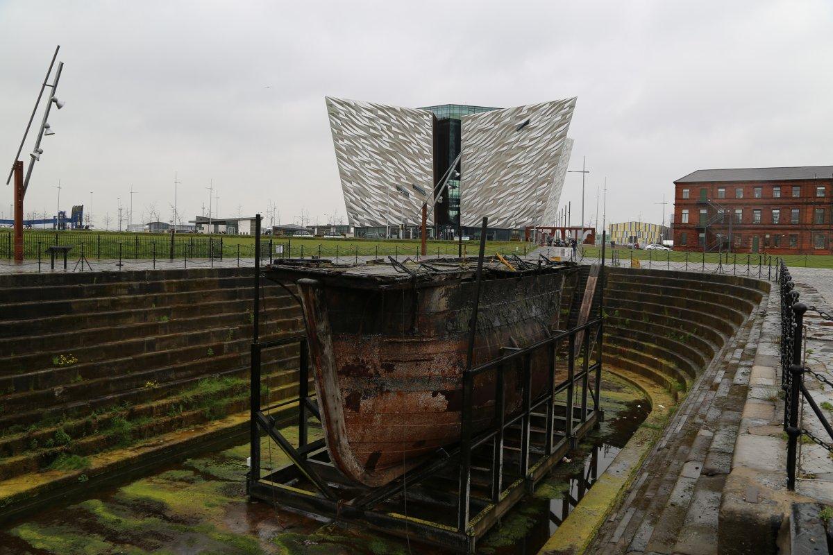 Belfast RMS Titanic Museum - May 2019 - Dave's Travel Corner
