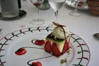 Cheesecake in the Vineyard