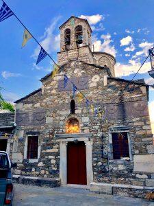 Agios Michael Synadon facade