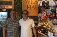 Brazilian Cachaça Trip–Rio Grande do Sul, Day One (cont.): Weber Haus