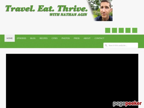 Travel Eat Thrive