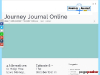 Journey Journal Online
