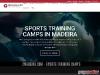 Warm weather training camp Madeira island