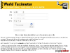 World Taxi Meter