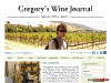 Gregorys Wine Journal