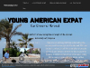 Young American Expat