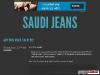 Saudi Jeans