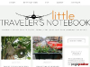 Little Travelers Notebook