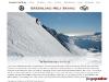 Greenland Heli Skiing