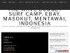 Surf Camp Siberut Indonesia