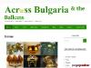Across Bulgaria