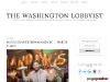 The Washington Lobbyist