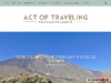 Act of Traveling