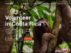 Volunteer Abroad in Costa Rica, Ghana & Thailand