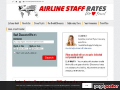 Airline Staff Rates/hotel discounts for airline staff