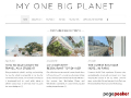 My One Big Planet
