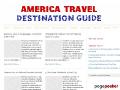 America Travel Destination Guide