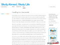 Study Abroad, Study Life