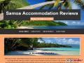 Samoa Accomodation