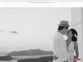 Wedding and Honeymoon in Santorini