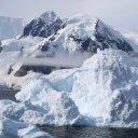 Mountain scenery, Antarctica
