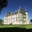 Château Pichon Longueville in Bordeaux France