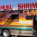 Kahuku Shrimp van