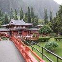 Buddhist Temple, Oahu north shore