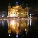 Amritsar-Gold-Temple-Night