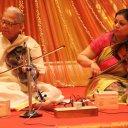 T. N. Krishnan playing for Indian wedding ceremony