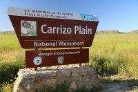 San Luis Obispo, CA – Carrizo Plains & Soda Lake