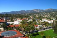 Santa Barbara, CA – Temperatures Rainfalls