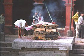 nepal-burning