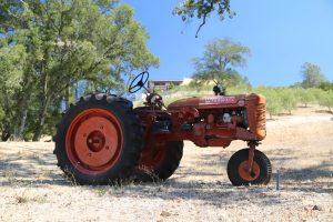 Tractor-Dry-Creek