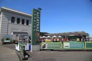 Alcatraz-Landing