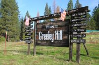 Gold Country, CA – Greeley Hill