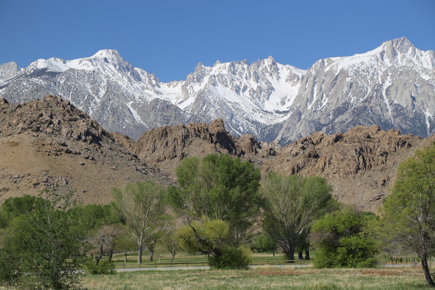 Lone Pine California >> Guides - Mt. Whitney, CA - Introduction - Dave's Travel Corner