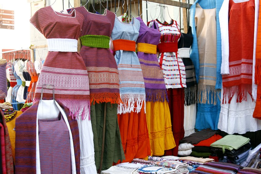 Oaxaca-Dresses-Shopping