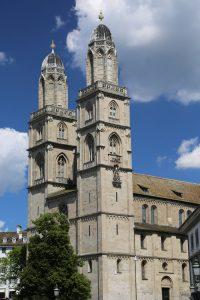 Cathedral-Zurich