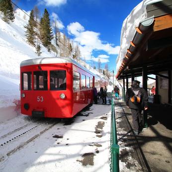 Chamonix - Train du Montenvers