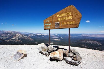 mammoth-ski