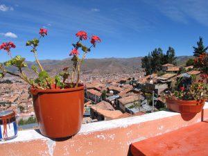 Cuzco-Peru-View