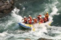 Whitewater Rafting Forges Bonds Stronger than the Rapids