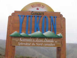 Yukon-Territory sign