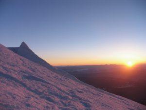 Sunrise-Rainier
