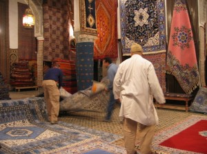 Morocco-Rug