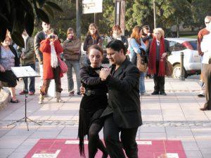 Tango-Dancing buenos aires