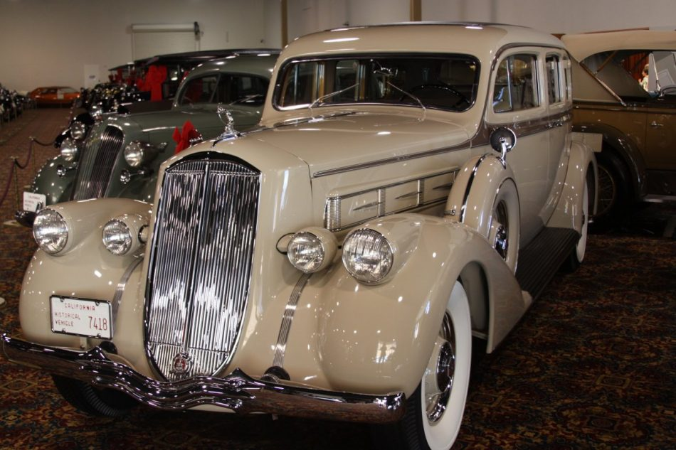 old american automobile